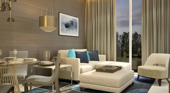 1 Bedroom Hotel Apartment for Sale in Business Bay, Dubai - Furnished & Serviced Deluxe 3BR in Business Bay
