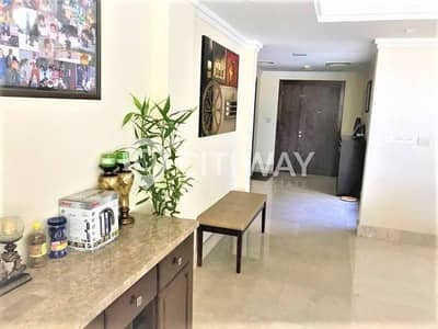 Spacious and fully furnished Podium Villa with huge balcony