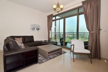 Fully Furnished | Vacant 1BR | with Balcony