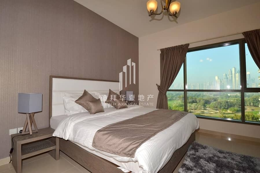 2 Fully Furnished   Vacant 1BR   with Balcony