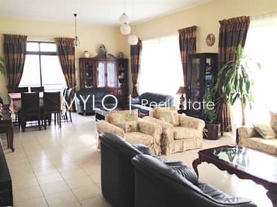 4 Bedroom Apartment for Rent in The Greens, Dubai - Best Price-4 Bed Apt-Move in Immediately