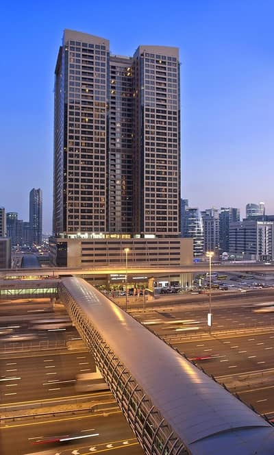 1 Bedroom Flat for Rent in Barsha Heights (Tecom), Dubai - One Bedroom Hotel Apartment Connected to Metro