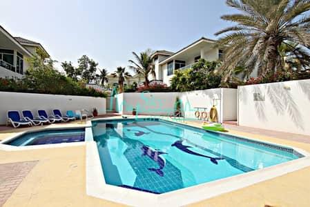 فیلا 5 غرفة نوم للايجار في أم سقیم، دبي - ONE MONTH FREE!RENOVATED 5BED+MAID'S W/GARDEN