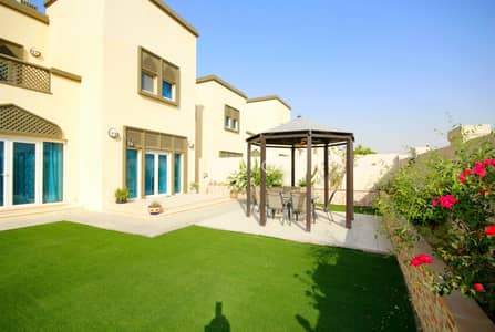 3 Bedroom Villa for Sale in Jumeirah Park, Dubai - Extended 3 bedroom + maids | Facing park
