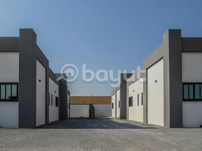 3 Bedroom Villa for Sale in Al Maqtaa, Umm Al Quwain - For sale Compound Villas in Umm-Al Quwain - New Brand.