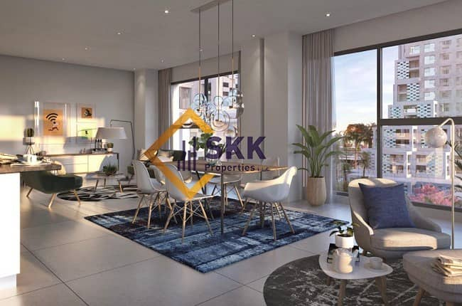 2 Hot investment in Reem Island! Pay after handover!
