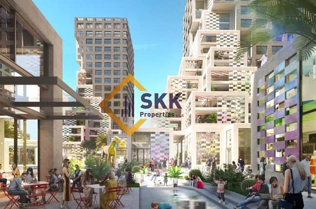 8 Hot investment in Reem Island! Pay after handover!