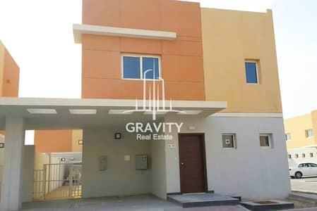 2 Bedroom Villa for Sale in Al Samha, Abu Dhabi - Family home 2BR brand new villa w/ huge bakcyard