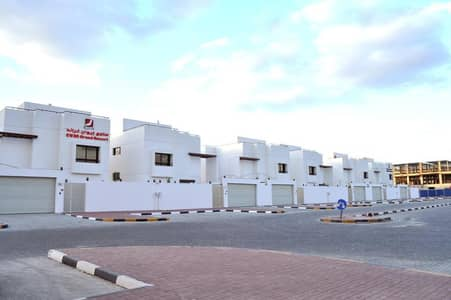 4 Bedroom Villa for Rent in Al Jurf, Ajman - Beautiful Well-Maintained 4 BHK COMMERCIAL VILLA Available in Al Jurf-1 Behind Ajman University