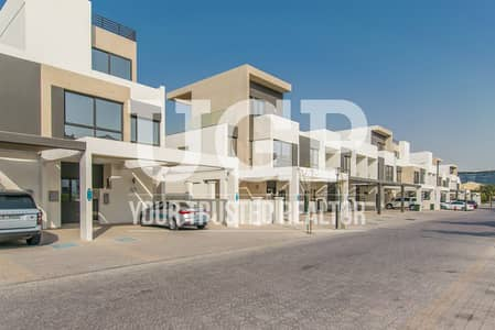 5 Bedroom Townhouse for Sale in Al Salam Street, Abu Dhabi - Invest now! 5BR TH w/ Huge Private Garden