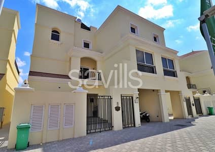 4 Bedroom Townhouse for Sale in Al Hamra Village, Ras Al Khaimah - Brand new pool view unit in Bayti