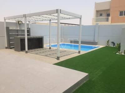3 Bedroom Villa for Sale in Al Samha, Abu Dhabi - Rent to Own 3BR brand new+backyard IReef2