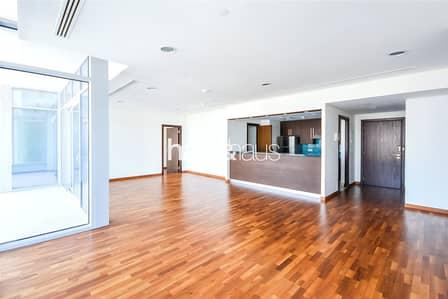 شقة 3 غرفة نوم للايجار في مركز دبي المالي العالمي، دبي - Available Now | DIFC Views | Unfurnished