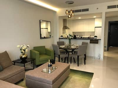 2BR hotel apartment for Sale in Dubai South| ??? ?????? ???? ????? ?? ??? ??????