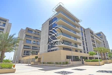 1 Bedroom Flat for Rent in Al Raha Beach, Abu Dhabi - Full Sea View Huge 1 Bedroom Apartment.  Accept Multiple Cheque