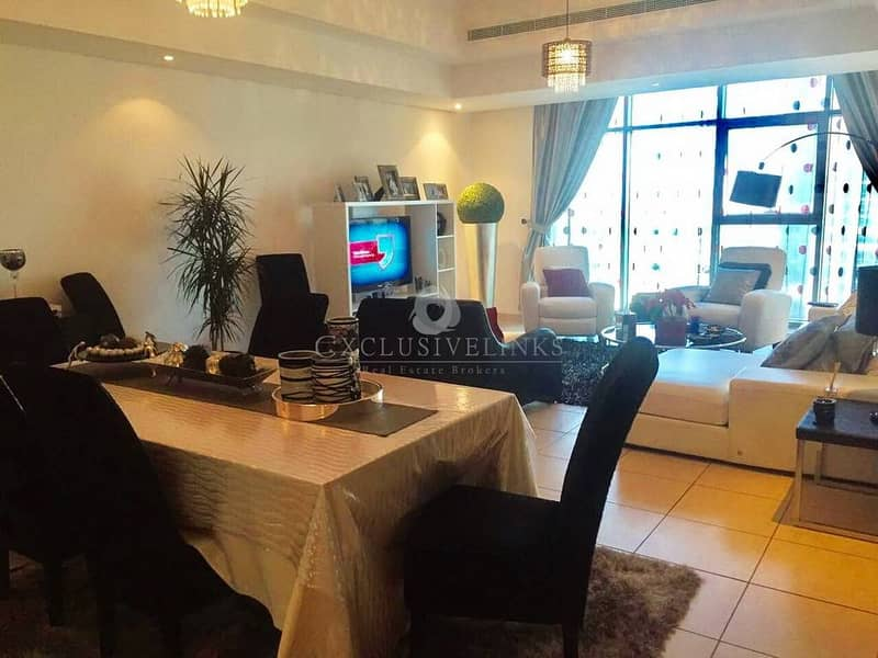 10 Largest 2 bedroom with maid in Al Seef 2