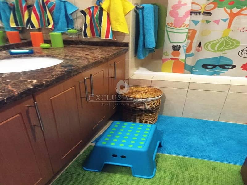 7 Largest 2 bedroom with maid in Al Seef 2