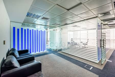 Office for Sale in Jumeirah Lake Towers (JLT), Dubai - Fitted Office | Low Floor | DMCC | Parking