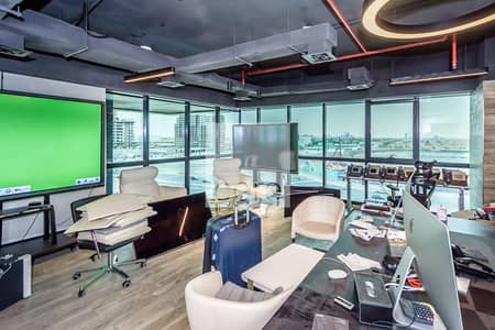 Office for Sale in Jumeirah Lake Towers (JLT), Dubai - Fitted with Partitions | Low Floor | DMCC