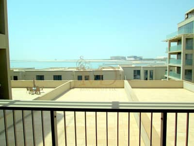 3 Bedroom Townhouse for Rent in Al Raha Beach, Abu Dhabi - Sea view home