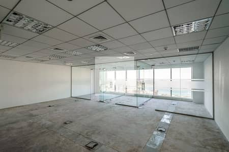 Office for Rent in Dubai Internet City, Dubai - Semi-fitted office for rent | Al Thuraya 1