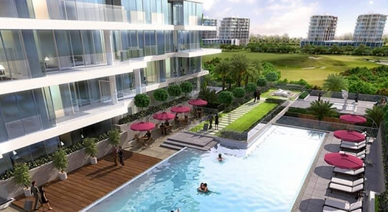 19 Luxury specious 2 bedroom in Loreto by Damac Hills Ready