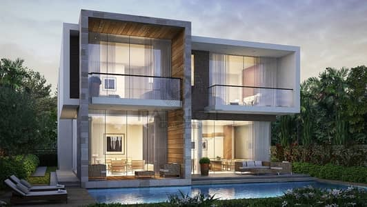 3 Bedroom Villa for Sale in DAMAC Hills (Akoya by DAMAC), Dubai - Amazing Luxurious 3 bedroom Villa New Fendi Styled