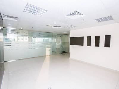 Large Partitioned Office for Rent in JLT