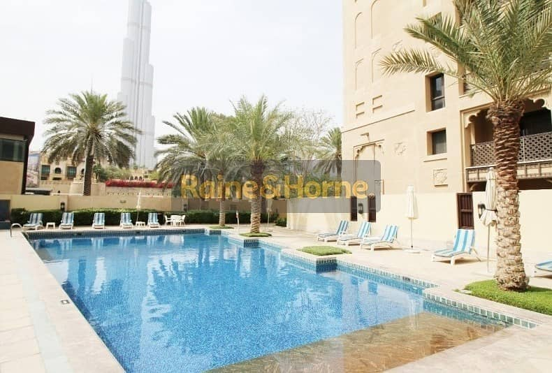 Near DXB Mall - Rented - Best Investment