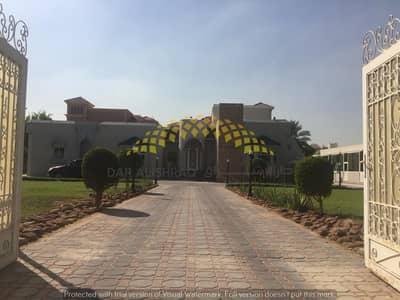 4 Bedroom Villa for Sale in Al Ramaqiya, Sharjah - Ground Floor 4 Bed villa For Sale with huge area 36763sqft in Al Ramaqiya