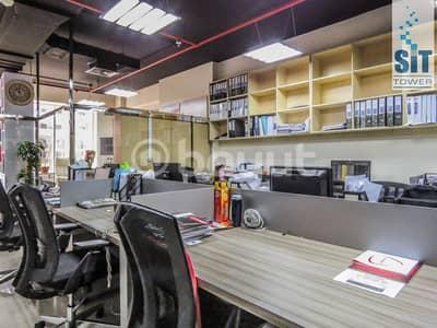 مکتب  للايجار في واحة دبي للسيليكون، دبي - 0% Commission #ready to move offices #direct from Landlord