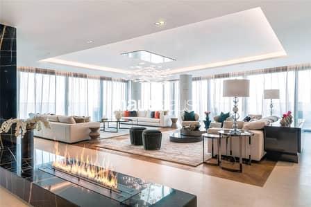 4 Bedroom Penthouse for Sale in Palm Jumeirah, Dubai - Simplex Penthouse | Sea Views | W Hotel Services