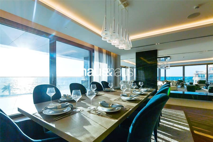 2 Duplex Penthouse | Panoramic Sea Views | W Hotel