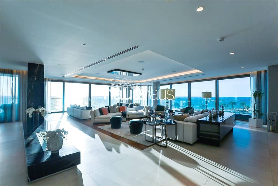 Duplex Penthouse | Panoramic Sea Views | W Hotel