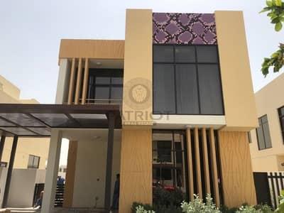 تاون هاوس 3 غرفة نوم للبيع في أكويا أكسجين، دبي - Branded 3BR Cavalli Villa by Damac | 7% Booking