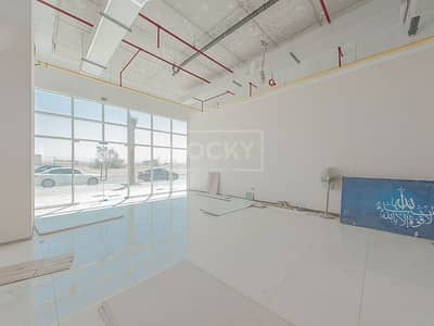 Shop for Rent in International City, Dubai - Fitted Retail Shop in International City Phase 2