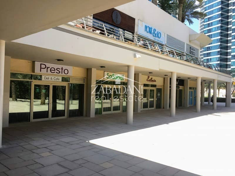 Fitted retail shop for sale in JLT | Good Footfall