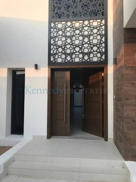 2 Single Row Villa in West Yas 5 bedroom villa