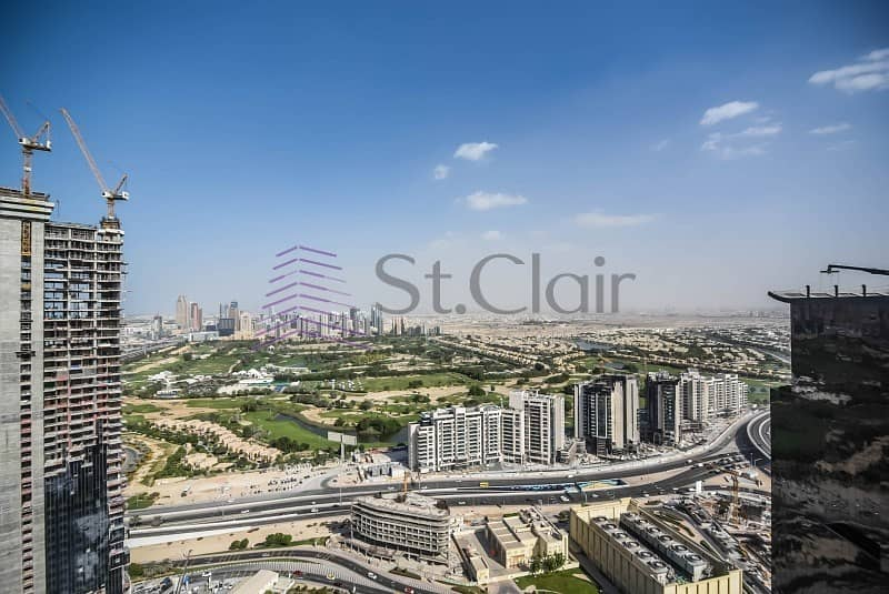 10 Fully Furnished Studio|w/ Parking|Mid Floor