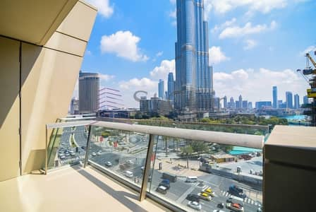 Spacious  3 Beds | Full Burj Khalifa View