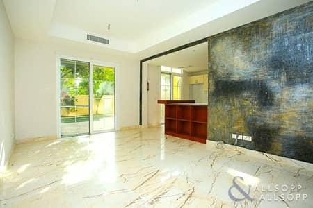 فیلا 2 غرفة نوم للبيع في الينابيع، دبي - Springs 2 | Upgraded Type 4M | Single Row