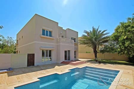 5 Bedroom Villa for Sale in The Meadows, Dubai - Full Lake View | 5 Bedrooms | Private Pool