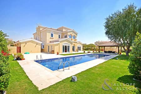 5 Bedroom Villa for Sale in Arabian Ranches, Dubai - Must See | Fully Upgraded | Corner Plot