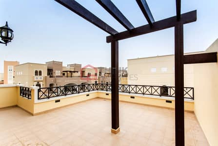 4 Bedroom Townhouse for Sale in Mudon, Dubai - 4BR ! SINGLE ROW ! VACANT ! MUDON PH-1