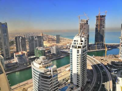 2 Bedroom Apartment for Rent in Jumeirah Beach Residence (JBR), Dubai - Bright and Neat 2 Bedroom with Amazing Views in Shams 2