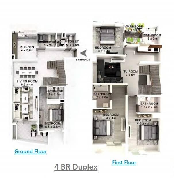7 4BD Duplex