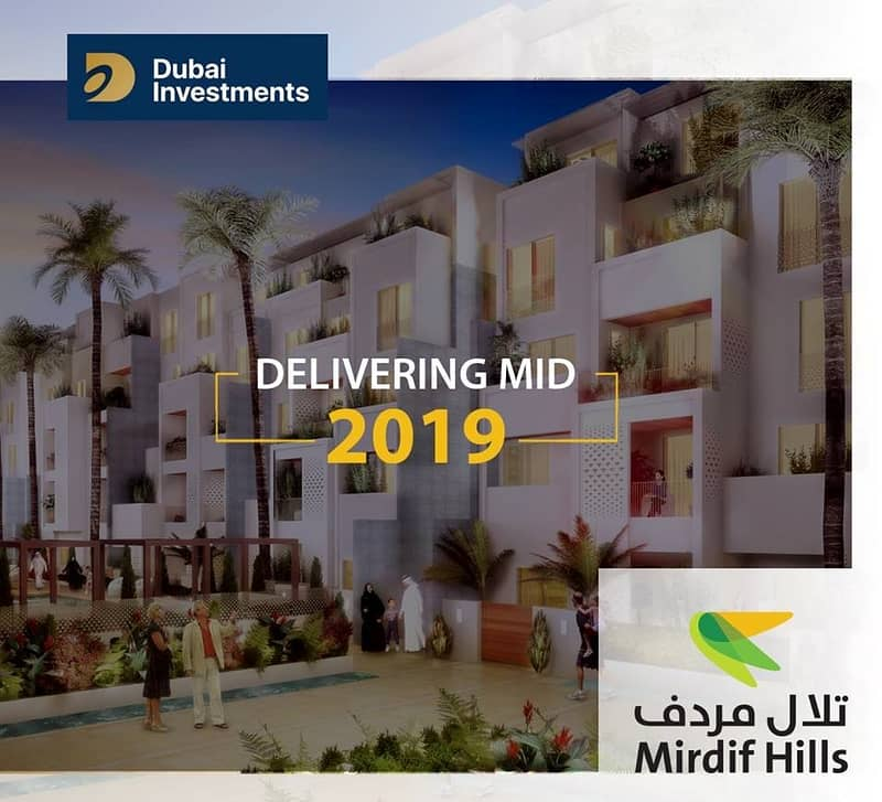The first Freehold Community In Mirdif !!