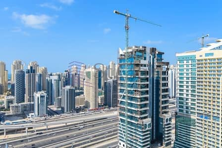 1 Bedroom Apartment for Rent in Jumeirah Lake Towers (JLT), Dubai - High Floor Cluster A 1 BR Fully Furnished