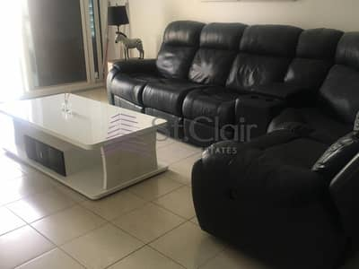 2 Bedroom Apartment for Rent in Jumeirah Lake Towers (JLT), Dubai - 2BR with Full Lake View|Fully Furnished