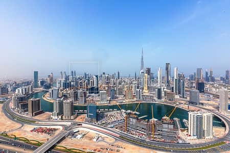 3 Bedroom Apartment for Rent in Business Bay, Dubai - Burj Khalifa View! Low Price High Floor!